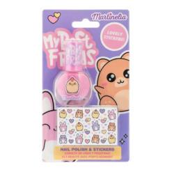 BFF nagellak en stickers