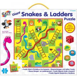 GALT - Puzzel - Grote slangen en ladders