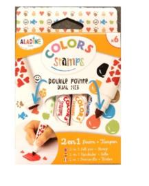 Aladine - Color Stamps - stiften