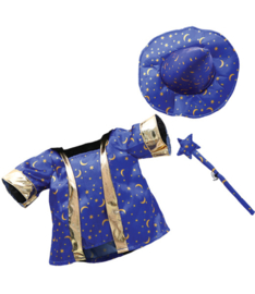 WIZARD COSTUME WITH WAND