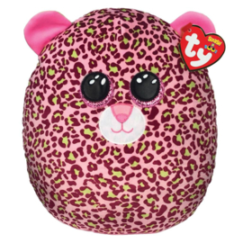 Fidget toy - Squishmallow -  Ty Squish a Boo - Lainey The Leopard - 31 cm