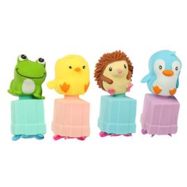 Fidget toy - Binnenste-buiten Schattige Dieren Giftset