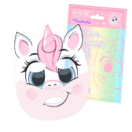 hydraterend gezichtsmasker unicorn