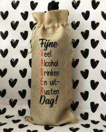 Wijnzak - Vaderdag