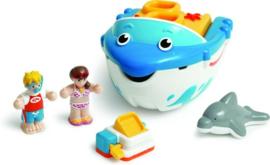 Danny's Diving Adventure - Boot