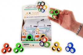 Fidget toy - Magnetic Rings - Normal
