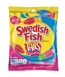 Swedish Fish - Tails - 2 Flavors in 1