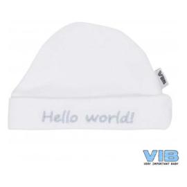 Muts VIB - Hello World - Wit