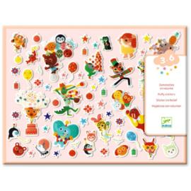 Djeco - Stickers - Mini stickers party