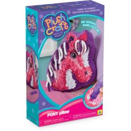 PlushCraft - Pony Pillow