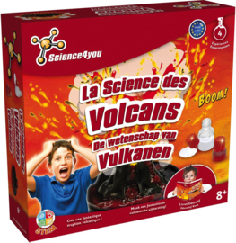 De Wetenschap van Vulkanen