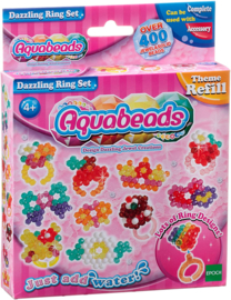 Aquabeads Navulling - Dazzling Ring Set
