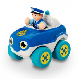 WoW Toys - Police Car Bobby