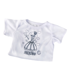 COLOR ME HAPPY PRINCESS SHIRT