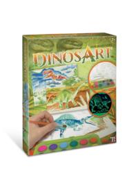 DinosArt - Magische Aquarel