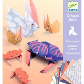 Djeco - Origami Familie