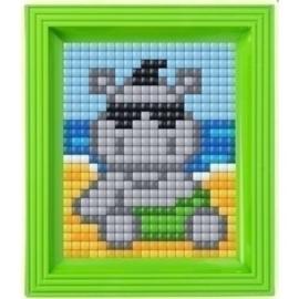 Pixel Hobby - Complete set - Nijlpaard