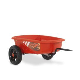 EXIT - Foxy Fire skelter aanhangwagen - rood