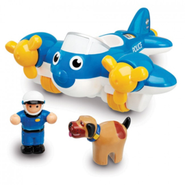 WoW Toys - Police Plane Pete