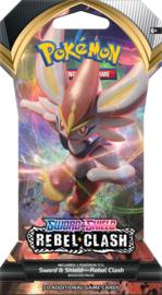 Pokémon - Sword & Shield Rebel Clash Sleeved Booster