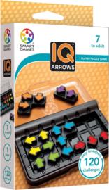 SMARTGAMES - IQ Arrows (120 opdrachten)