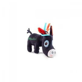 Lilliputiens -  Mini figuur ezel