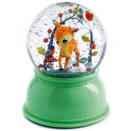 Djeco - Nachtlampje led  - bambi