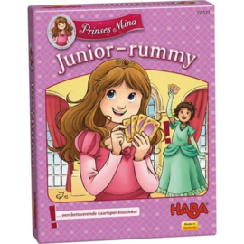 Haba - Prinses Mina – Junior rummy