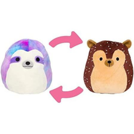 Fidget toy - Squishmallow - Flip A Mallows - Hans/Sharie - 12 cm