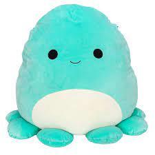Fidget toy - Squishmallows - Olga (Octupus) - 19 cm