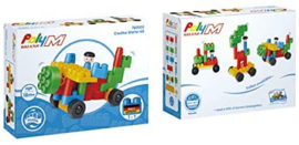 Poly M - Creative Starter Kit - Bouwblokken 25-delig