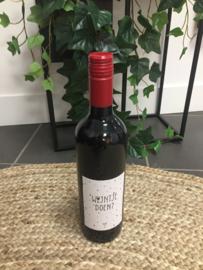 Wijn - Fles Rood - Wijntje doen?
