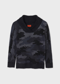 Sweater - Camouflage