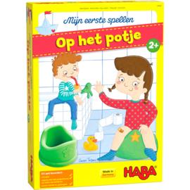 Haba - Mijn eerste spellen – Op het potje