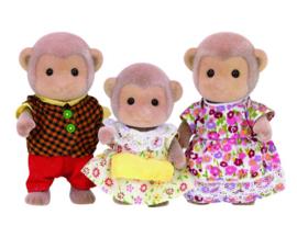 Sylvanian families - familie aap