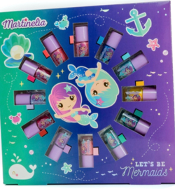 MERMAID CIRCLE NAIL POLISH 12PCS