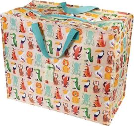 Jumbo Bag - Colourful Creatures