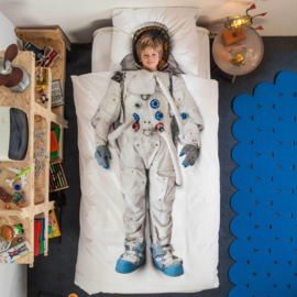 Snurk Dekbedovertrek - Astronaut