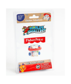 World's Smallest - Fisher Price Chatter Phone