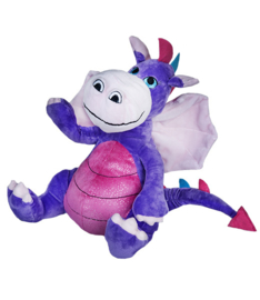 """JEWEL"" THE PURPLE & PINK DRAGON"