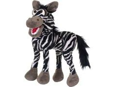 Living Puppets Zebra