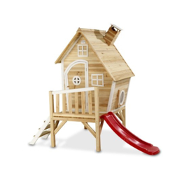 EXIT - Fantasia 300 houten speelhuis - naturel