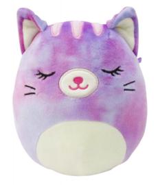 Fidget toy - Squishmallows - Caeli (Tie Dye Cat) - 19 cm