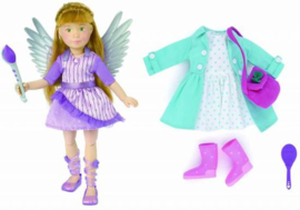 Kruselings - Chloe deluxe doll set