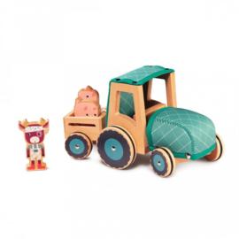 Lilliputiens -  Tractor Rosalie