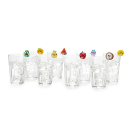 Balvi - Fruit Glasmarkeerders