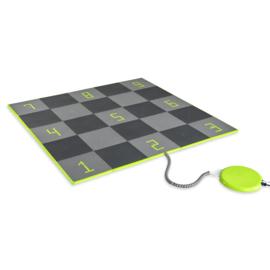 EXIT - Sprinqle water speeltegels 250x250cm