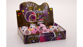 Fidget toy - Squishy dieren sleutelhanger (Per stuk)
