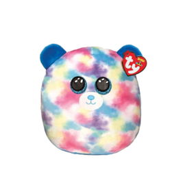 Fidget toy - Squishmallow -  Ty Squish a Boo - Hope The Bear - 20 cm