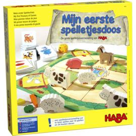 Haba - Mijn eerste spelletjesdoos